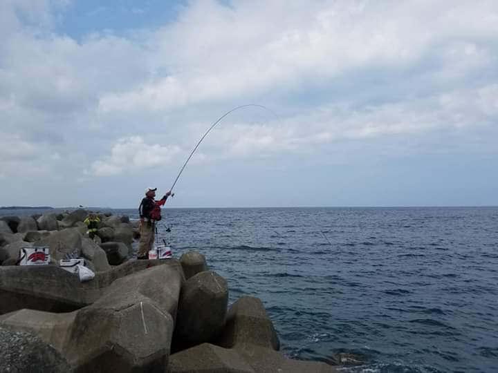 2019年08月17日(土曜日)|クロダイ・チヌ(フカセ釣り)|富山県 – 宮崎海岸|ウキフカセ|フィールドスタッフ石黒 昌浩