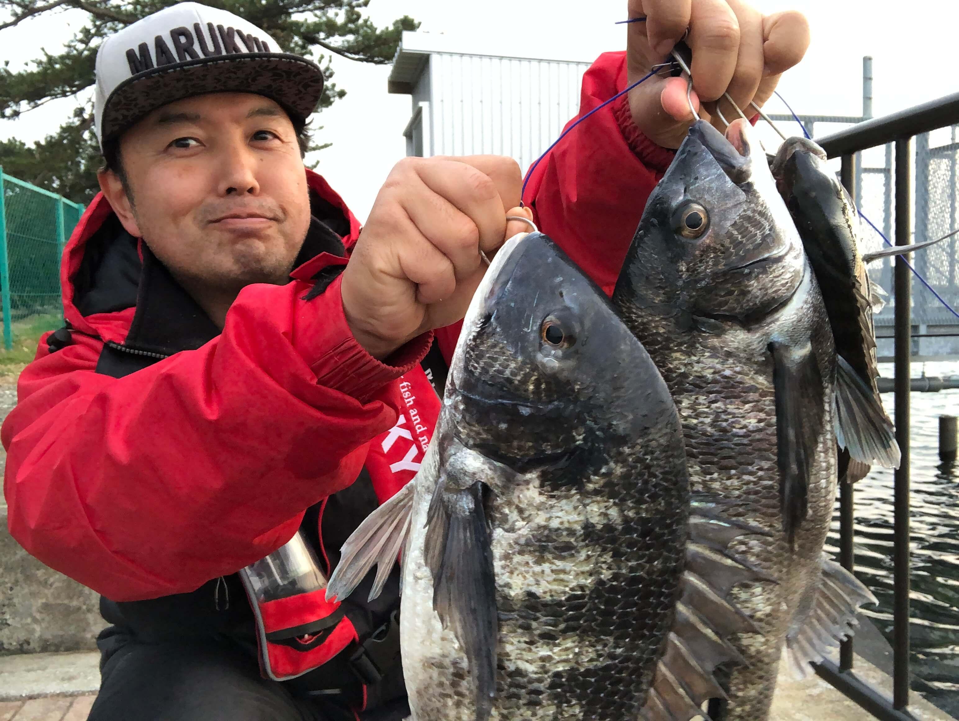 2020年03月22日(日曜日)|クロダイ・チヌ(ウキダンゴ釣り)|静岡県 – 中浜名湖|ウキ紀州・ダンゴ|フィールドスタッフ佐々木 博司